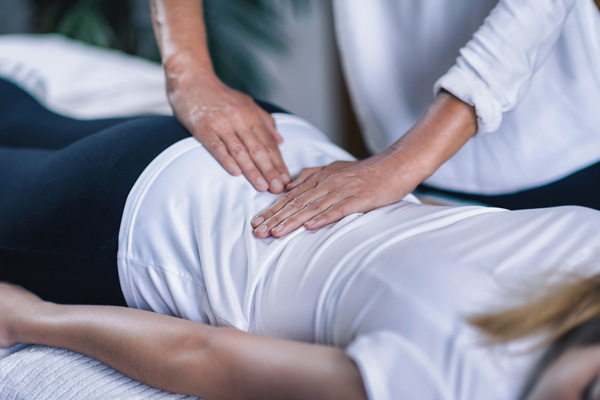 Lower back pain treatment using Feldenkrais method